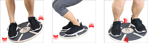 Balance Board Exercise Guide